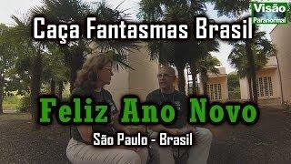 Feliz Ano Novo Caça Fantasmas Brasil