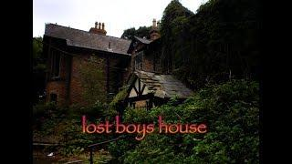The elusive 'LOST BOYS' abandoned house in the woods