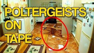 Real Poltergeist Activity Caught on Video