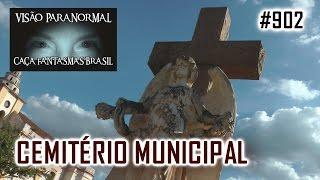 Cemitério de Jaboticabal - Caça Fantasmas Brasil - # 902