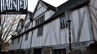 Haunted Evenings 21-11-14 Raw Event - Leicester Guildhall