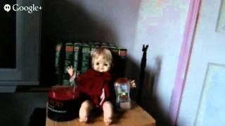 Live Show- Little Red RidingHood Doll Haunted?