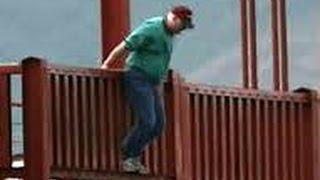 Golden Gate Bridge Suicide Jumpers - Suicides #4