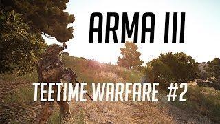 Arma 3 / Teetimes Warfare - Prise d'assaut sur Alikampos [FR]