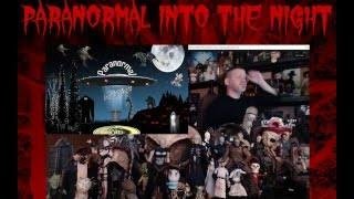 Paranormal Into The Night Live Chat Talking Vampires In History