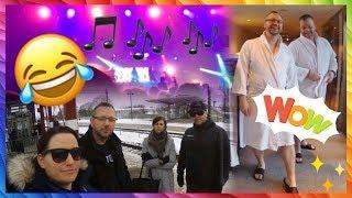 Vlogg - Inför Joakim Lundells konsert - LaxTon Spökjägare