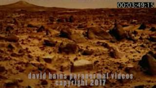 Real OR Fake Footage Of Crab creature Moving On Surface Of MARS Recorder by Roover