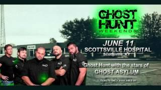 Ghost Asylum Old War Hospital Scottsville Kentucky