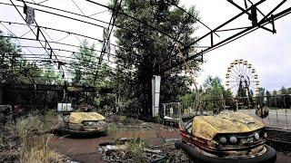 Inside Chernobyl/Pripyat 30 years later