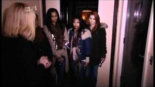 The Saturdays - Ghost Hunting With The Saturdays (Part 4) - 9th November 2010