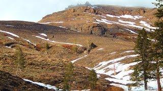"Showers Lake - Part 3 ""Journeying Over Red Peak & Ridge"""