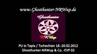 Ghosthunter-NRWup & Co. PU Tepla EVP 02