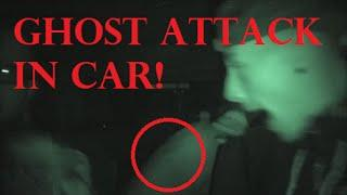 Steve Gets ATTACKED By Unseen Force | Eyam PLAGUE Paranormal Investigation | WTF!?