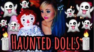 HAUNTED DOLLS FOR SALE!