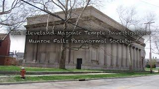 Cleveland Masonic Temple Investigation