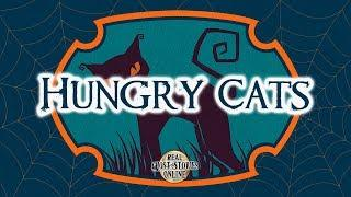 Hungry Cats | Ghost Stories, Paranormal, Supernatural, Hauntings, Horror