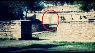 Ghost demon spirit caught on camera: Haunted ghost sighting Scary Videos