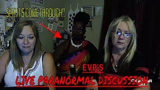 The G Team Paranormal LIVE WITH SPECIAL GUEST