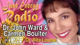 Dr. John Ward & Carmen Boulter - The Exodus of Egypt - Just Energy Radio