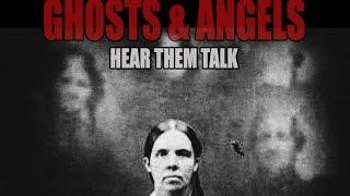 HEAR GHOSTS & ANGELS TALK TO ME!!! 11 MINUTES OF PURE, CLEAR VALIDATIONS.