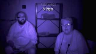 Thornhaven Manor: Paranormal Activity during our first session: 05.30.15