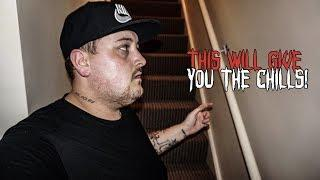 Speaking with Ghosts at my Haunted House This will give you the Chills!