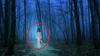 Supernatural Ghost Visuals Caught On Camera!! Real Ghost Video