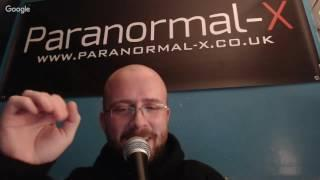 PARANORMAL-X & The Future For You | 2017 Upcoming NEWS | Live Q&A Session