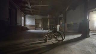 apparition fantôme ombre noire lors d' enquête paranormale