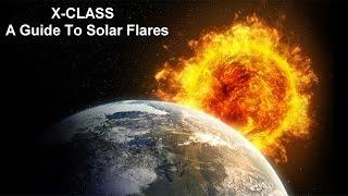 Solar Flares: Is Earth In Danger?