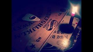 SCARY OUIJA BOARD VIDEOS - SUMMONING ZOZO OUIJA BOARD DEMON