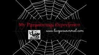 My Paranormal Experience Radio Show on LiveParanormal.com GUEST: Darkness Radio's Dave Schrader!!
