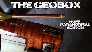 GeoBox Spirit Communicator. The Real Deal. Huff Edition Preview.