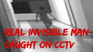 Real Invisible Man Caught On CCTV Camera | Real Ghost Videos | Scary Videos | Ghost Video In India