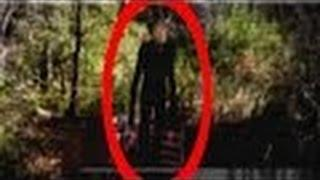 Real Slenderman Video | Slender Man Stalks Man On Thanksgiving | NEW
