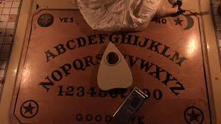 ZoZo Ouija Board Experiment Night One