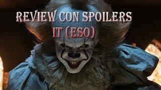 Review de It (Eso) / Crítica con spoilers / LA CAJA PARANORMAL