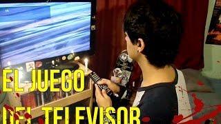 El juego del Televisor -  Buscando la Señal del infierno (Juego Creepypasta)