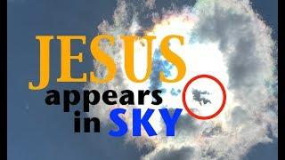 Who's Face did I Capture? - Jesus in the SKY