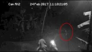 Shocking Supernatural Ghostly Figure Footage !! Real Scary Videos