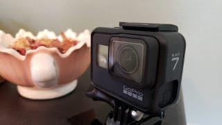 GoPro 7 Black Unboxing for Bigfoot