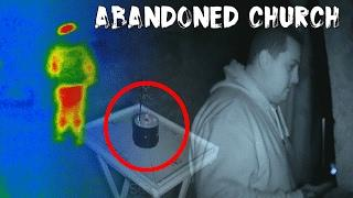 Exploring Haunted Abandoned Church