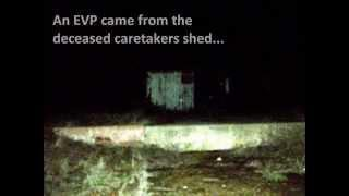 EVP captured at Agua Mansa Graveyard