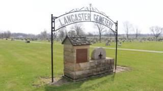 Lancaster Cemetery - photos