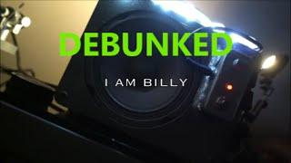 BILLY THE FABRICATED ENTITY IS BACK & DEBUNKED & LET'S NOT FORGET OLEE & THE OTHERS TOTALLY DEBUNKED