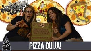 Pizza OUIJA!