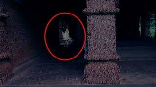 Scary Videos | Mysterious Shape Caught On Camera | Abandoned Temple | Real Paranormal Activity
