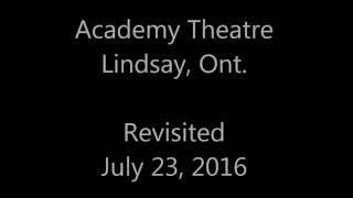 Academy Theatre - Lindsay - EVP - Female Voice