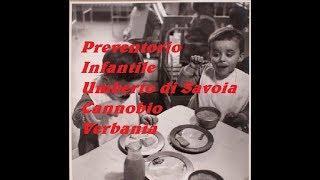 Preventorio infantile Umberto di Savoia  Cannobio Verbania  1929   1985