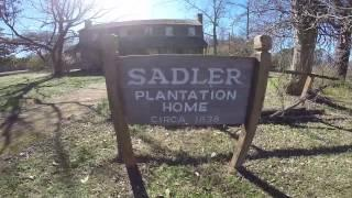 Sadler's Plantation Visit and A Random Cemetery Drive Historic Places